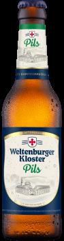 Weltenburger Kloster Pils - Flasche 0,33 Ltr.