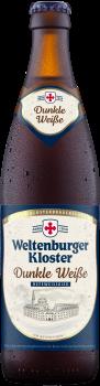 Weltenburger Kloster Hefe Weißbier Dunkel - Flasche 0,5 Ltr.