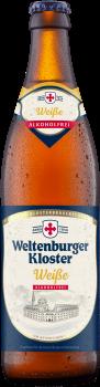 Weltenburger Kloster Hefe Weissbier Alkoholfrei - Pack 12x 0,5 Ltr.