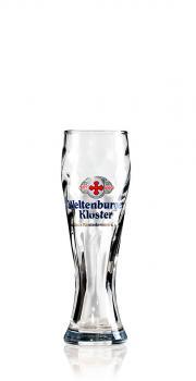 Weltenburger Kloster Weissbierglas 0,1 ltr. - Glas