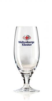 Weltenburger Kloster Rolink Pokal 0,3 ltr. - Karton Gläser 6 Stk.