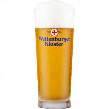 Weltenburger Kloster Frankoniabecher 0,25 ltr. - Glas