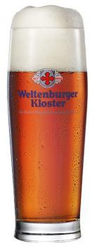 Weltenburger Kloster Trumpfbecher 0,5 - Karton Gläser 6 Stk.