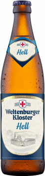 Weltenburger Kloster Hell - Pack 12x 0,5 Ltr.